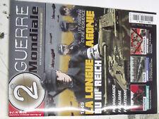 17$$ Revue 2e Guerre Mondiale n°74  Agonie du 3e Reich / Manouchian / Auschluss