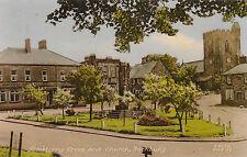 Armstrong Cross & Church, ROTHBURY, Northumberland