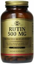 Solgar Rutin 500 mg Tablets 250ct