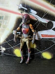 Star Wars The Black Series 6 Inch Sabine Wren Star Wars Rebels Original Release