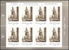 ALAND - 2015 - My Stamp. Sheet, 8v. Mint NH