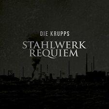 DIE KRUPPS Stahlwerkrequiem LP VINYL+CD 2016