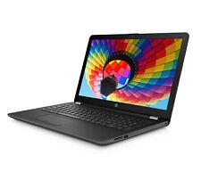 "NEW HP 15.6"" Laptop Intel 2.6 GHz 500GB HDD 4GB SDRAM DVD+RW Webcam+Mic Win10"