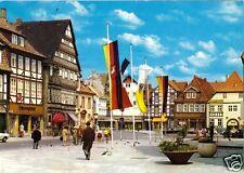 AK, Hameln Weser, Am Pferdemarkt, belebt, 1978