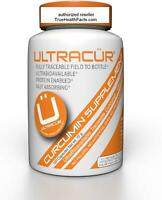 "Turmeric Curcumin ""Ultracur""  - Patented Process for High Bioavailable -120 Veg"