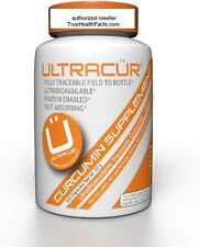 "Ultracur = Curcumin Turmeric - ""Patented Process for High Absorption"" -120 Veg"