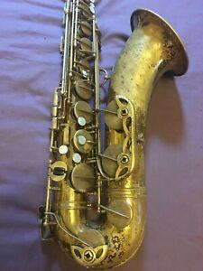 1956 Selmer Mark VI Tenor Saxophone