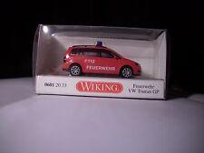 WIKING 060120 / 0601 20 (H0, 1:87) - Feuerwehr - VW Touran GP