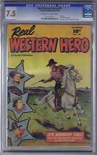 Real Western Hero #70 (#1) Fawcett Pub 1948