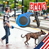 Retractable Walking Dog Leash 10FT Strong Duty Automatic Retractable Dog Leash