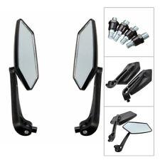 Specchietti retrovisori universali 10mm per Motocicletta Nero Ryde