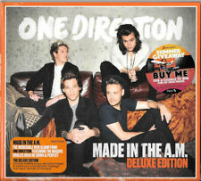 One Direction – Made In The A.M. - DELUXE Edition +Extra Tracks [Brand New] CD