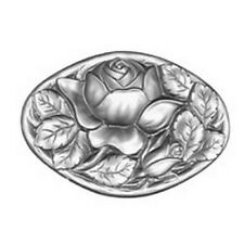 Stained Glass Supplies - Jewels -ROSE OVAL-CRYSTAL (3816) FREE SHIPPING