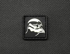 GITD Star Wars 3D PVC Stormtrooper Ranger Eye Star Wars Morale Patch First Order