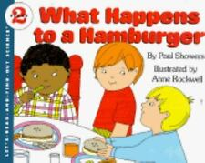 What Happens to a Hamburger (Let's Read and Find Out)
