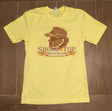 Shock Top Lemon Shandy Beer T Shirt Size S