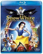 Snow White and the Seven Dwarfs (Disney) Region B Blu-ray