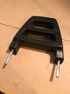 1977 1978 1979 1980 1981 VOLVO 262C Bertone Black Head Rest Headrest (#2)
