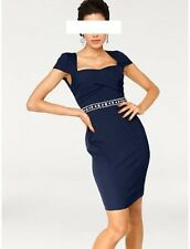 Designer Kleid von Ashley Brooke Grö�Ÿe 46  NEU