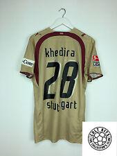 Stuttgart Khedira #28 07/08 * * match preparado Tercera Camiseta De Fútbol Jersey (l)