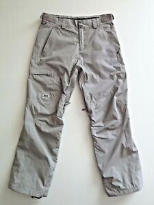 Helly Hansen Men's Helly-Tech Ski Snowboarding Trousers Size L Excellent!