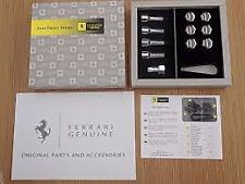 Alloy Wheel Lock Nut Set Genuine Ferrari 458 488 360 599 California 70004563