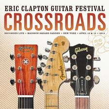 2 DVD Set Crossroads Guitar Festival 2013 - Eric Clapton Sealed New 2013
