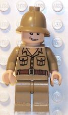 LEGO - INDIANA JONES - Rene Belloq - MINI FIG / MINI FIGURE