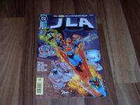 JLA  #  21 -- Dino / DC-Comic 1999 / die NEUE GERECHTIGKEITSLIGA