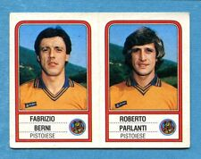 CALCIATORI PANINI 1983-84 Figurina-Sticker n. 510 -BERNI#PARLANTI PISTOIESE-New
