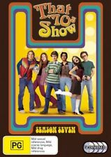 That 70's Show : Season 7 (4-Disc Set)-DVDS LIKE NEW REGION 4 FREE POST AUS