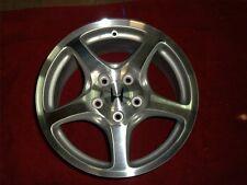 Honda S2000 factory alloy rear wheel with center cap
