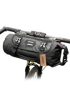 Lenkertasche Wasserdicht Einstellbare Kapazität Fahrrad Vorne Schlauchbeute C0M8