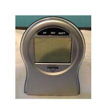 Orologio sveglia digitale batteria grigio casa camera ufficio allarme viaggio