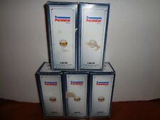 LOT OF 5 CARTRIDGE OIL FILTERS WITH GASKETS PUROLATOR CLASSIC L36135