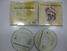 DONIZETTI 2CD LUCIA DI LAMMERMOOR CALLAS, FERNANDI, GALASSI...ROME 1955