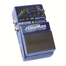 Digitech JamMan Solo XT Stereo Loop Pedal, JMSXT