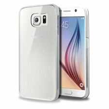 Coque rigide transparent pour Samsung Galaxy S6 S6 Edge+ S7 S7 Edge S8 Note 2