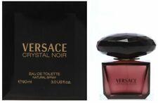 Versace Crystal Noir 3.0 Oz Eau de toilette Perfume For Women Sealed Box