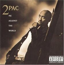 Me Against The World - 2pac (1998, CD NEUF) Explicit Version