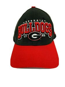 NWOT Georgia Bulldogs 1785 New Era 39Thirty NCAA Flex-Fit Medium/Large Cap Hat