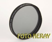 Heliopan s 58 Jet-PL circular 2,5x filtro 58mm made in Germany 02903