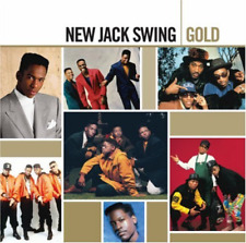VARIOUS ARTISTS-NEW JACK SWING GOLD (US IMPORT) CD NEW