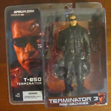 Terminator 3 T-850 Action figure.  (Collectiable)