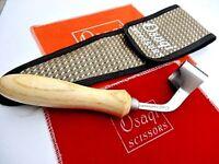 Free Case_Horse Paring Hoof Knife Swiss Pattern/Loop Style Stainless Steel