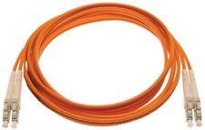Patchcord duplex LC-LC OM1 2.0mm 62.5/125 Orange LSZH 10m