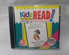 Kids Can Read Discis Books PC CD ROM The Tale of Benjamin Bunny English/Spanish