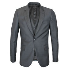 "Paul Smith Soho Fit Grey 3 Piece Suit UK38"" Chest *NEW WITH TAGS* RRP £950"