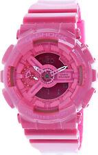 Casio GMA-S110CC-4A Women's Pink G-SHOCK Hyper Colors Ana-Digital Watch 200M New