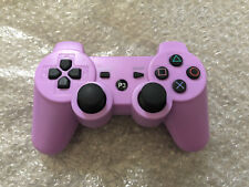 Wireless Bluetooth PS3 Controller Games Joystick For PlayStation 3 Purple